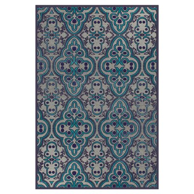 Champaign Area Rug Rug Size: 76 x 106