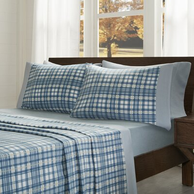 Abingdon Sheet Set Size: Cal King, Color: Blue