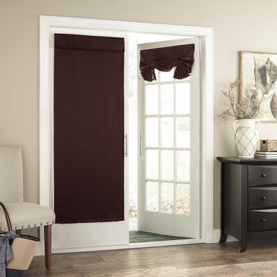Tanya Window Door Curtain Panel Pair