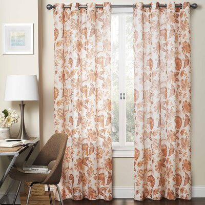 Cantrall Single Curtain Panel