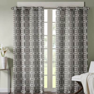Cyrus Single Curtain Panel