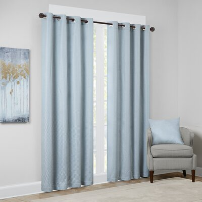 Malden Single Curtain Panel