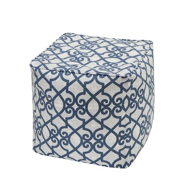 Barrows Ottoman Fabric: Navy