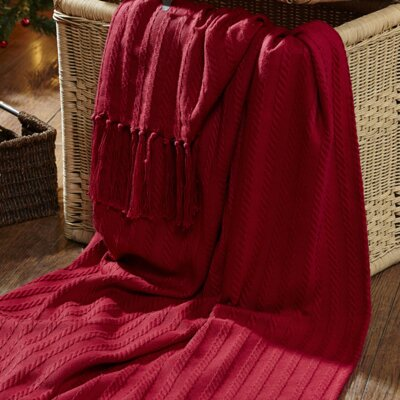 Carterville Woven Cotton Throw