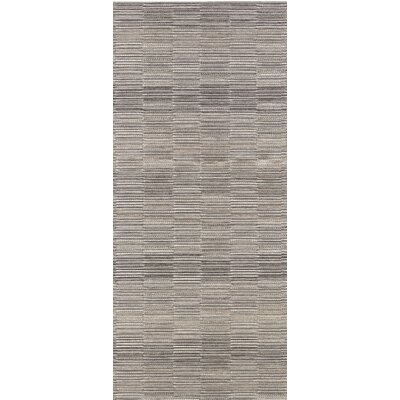 Whitney Gray Indoor/Outdoor Area Rug Rug Size: Runner 23 x 71