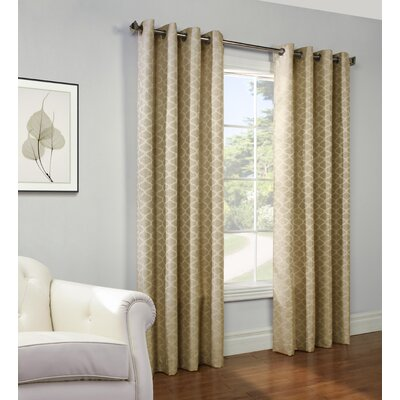 Weldon Single Curtain Panel