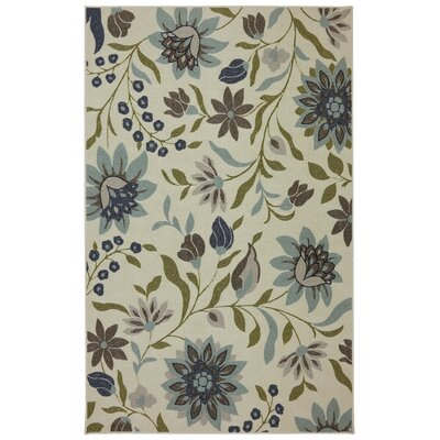 Montville Clarita Area Rug Rug Size: Rectangle 5 x 8