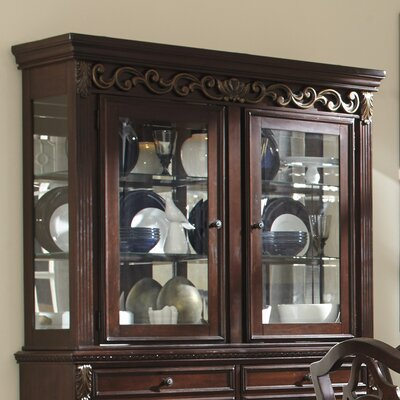 Cedar Creek China Cabinet Top