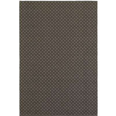 Carpentersville Gray Indoor/Outdoor Area Rug Rug Size: Rectangle 52 x 76