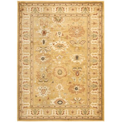 Christensen Gold/Gold Rug