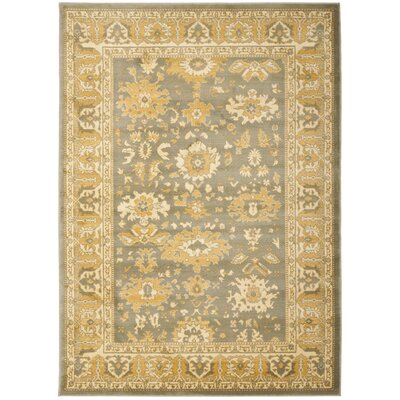 Christensen Blue/Gold Rug