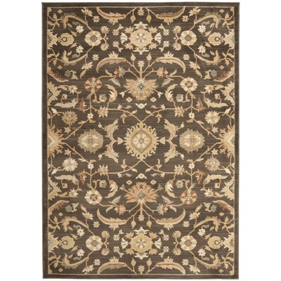 Christensen Brown/Gold Rug