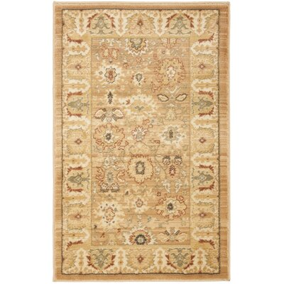 Christensen Light Brown/Gold Rug