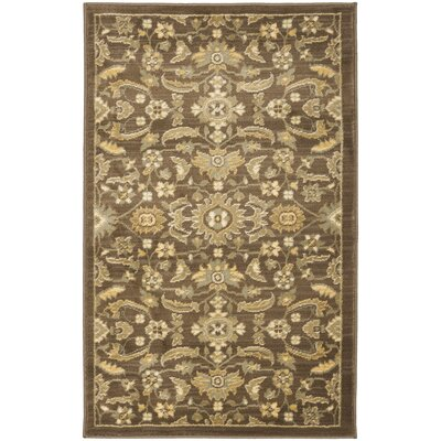 Christensen Brown/Green Rug