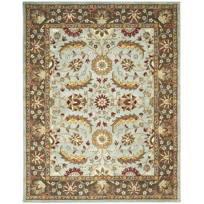 Cranmore Ivory Area Rug Rug Size: Rectangle 76 x 96