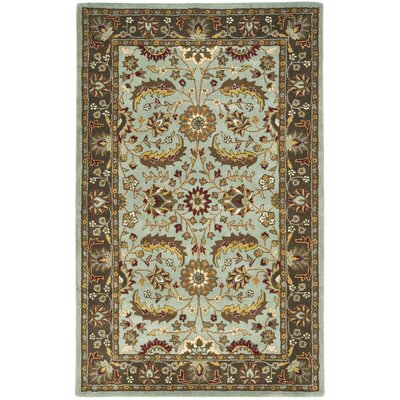 Cranmore Ivory Area Rug Rug Size: 3 x 5