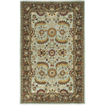 Cranmore Ivory Area Rug Rug Size: 4 x 6