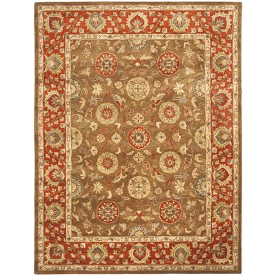 Cranmore Area Rug Rug Size: 11 x 17
