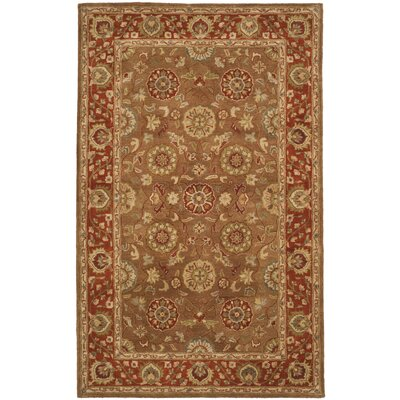 Cranmore Area Rug Rug Size: 4 x 6