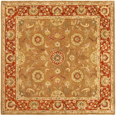 Cranmore Area Rug Rug Size: Square 6