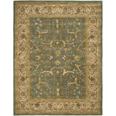 Cranmore Blue / Beige Oriental Rug Rug Size: 76 x 96