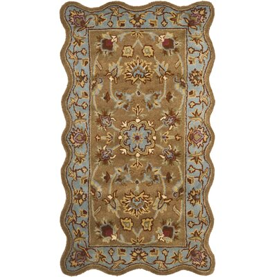 Cranmore Brown Rug Rug Size: Novelty 23 x 4