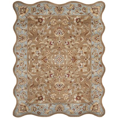 Cranmore Brown Rug Rug Size: Novelty 76 x 96