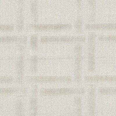 Opal Gray Area Rug Rug Size: Square 6
