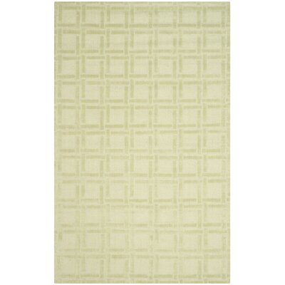 Opal Lime Area Rug Rug Size: Rectangle 5 x 8
