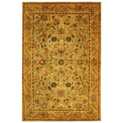 Dunbar Brown Area Rug Rug Size: Square 6