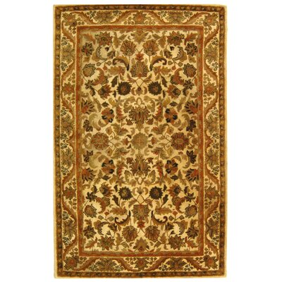 Dunbar Beige Area Rug Rug Size: Rectangle 5' x 8'