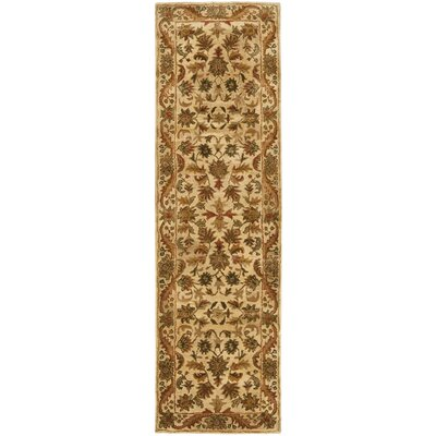 Dunbar Beige Area Rug Rug Size: Rectangle 23 x 4