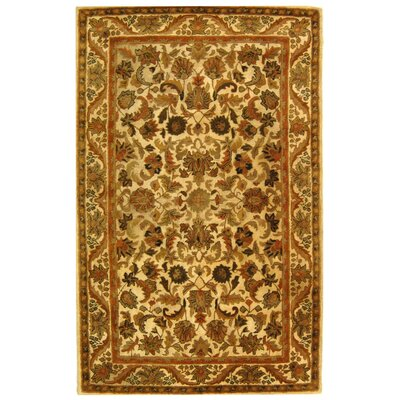 Dunbar Beige Area Rug Rug Size: Rectangle 6 x 9
