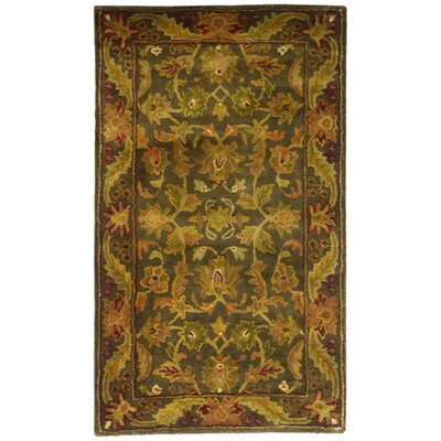 Dunbar Charcoal Area Rug Rug Size: Rectangle 23 x 4