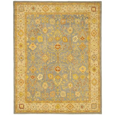 Dunbar Ivory Area Rug Rug Size: Rectangle 12 x 18