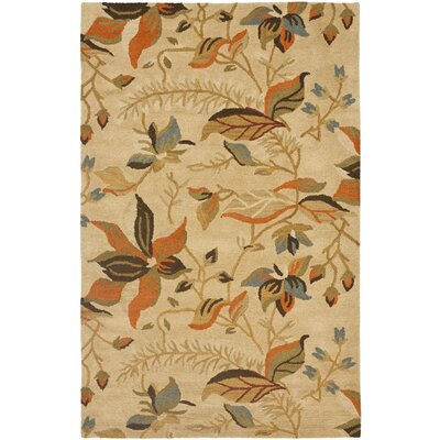 Bradwood Beige/Multi Area Rug Rug Size: 8 x 10