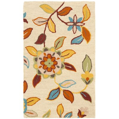 Bradwood Beige Area Rug Rug Size: Rectangle 3 x 5