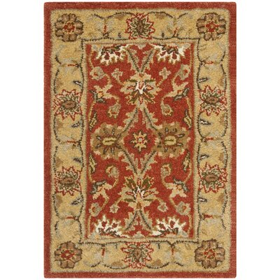 Dunbar Area Rug Rug Size: Rectangle 2 x 3