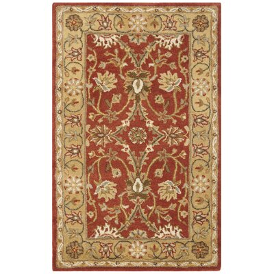 Dunbar Area Rug Rug Size: Rectangle 3 x 5