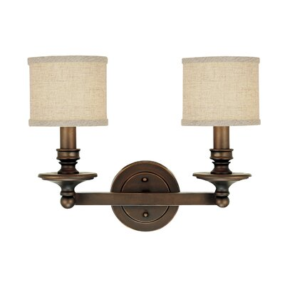 Osborne 2-Light Vanity Light