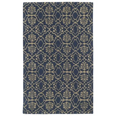Corine Ash Area Rug Rug Size: Rectangle 2 x 3