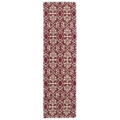 Corine Berry Area Rug Rug Size: Runner 23 x 8