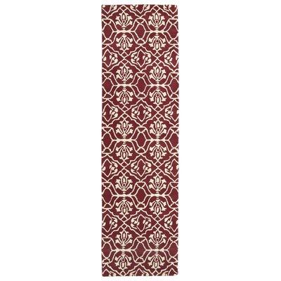 Corine Berry Area Rug Rug Size: Runner 23 x 8