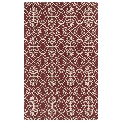 Corine Berry Area Rug Rug Size: Rectangle 3 x 5
