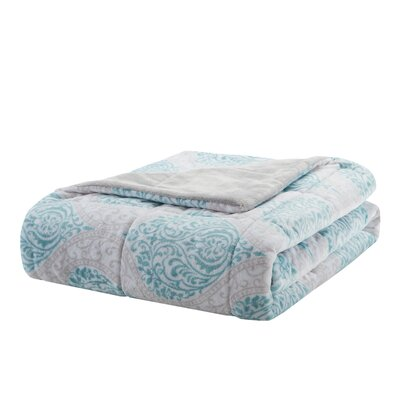 Chatsworth Plush Down Alternative Throw
