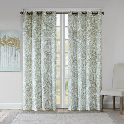 Charlemont Single Curtain Panel