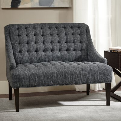 Chesterfield Button Tufted Settee