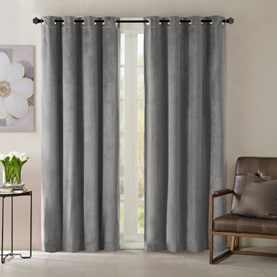 Antonina Blackout Single Curtain Panel