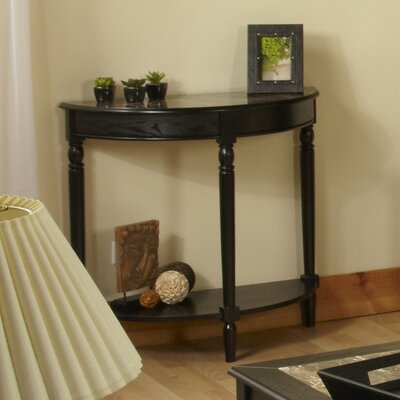 Carlisle Console Table Top Finish: Stone