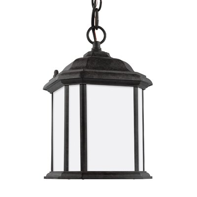 Crandall Single Light Pendant Finish: Oxford Bronze